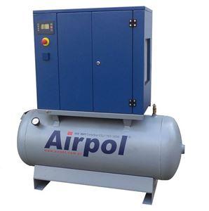 Obrazek Sprężarki Airpol - K na zbiorniku 500 litrów (5,5kW - 15kW)