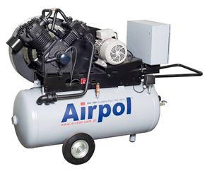 Obrazek Airpol - N na zbiorniku 500 litrów (4kW - 11kW)
